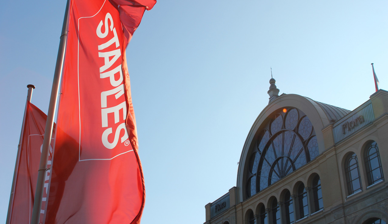 Staples_business_Convention